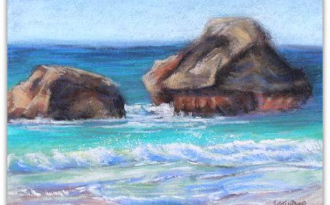 Seascape Study IV
