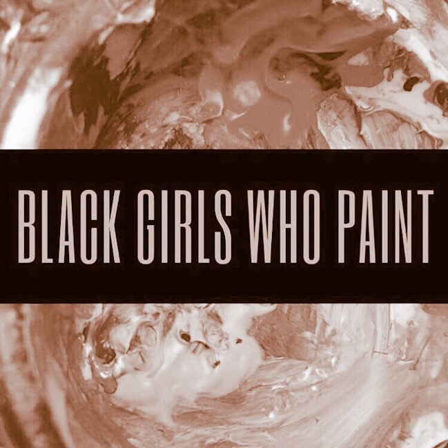 Black Girls Who Paint - Guest Writer - Creativity Coach Vanessa Turner