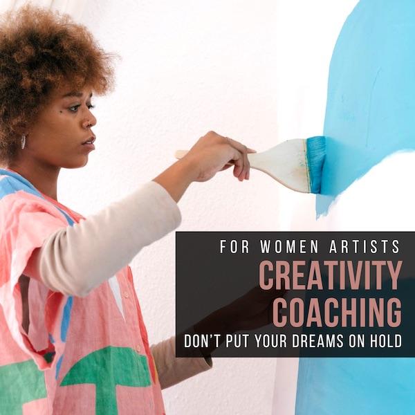 Vanessa Turner Creativity Coaching