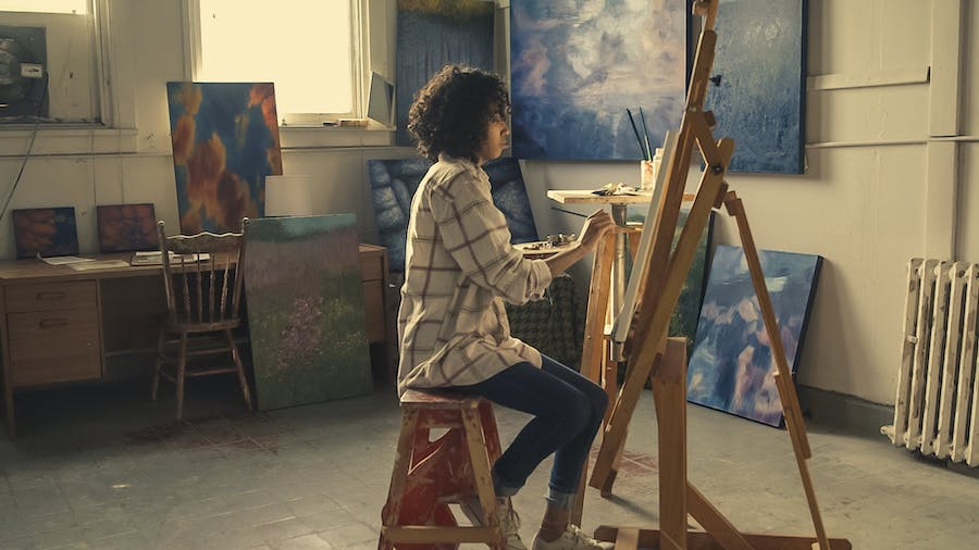 What to Do After You Finish A Painting