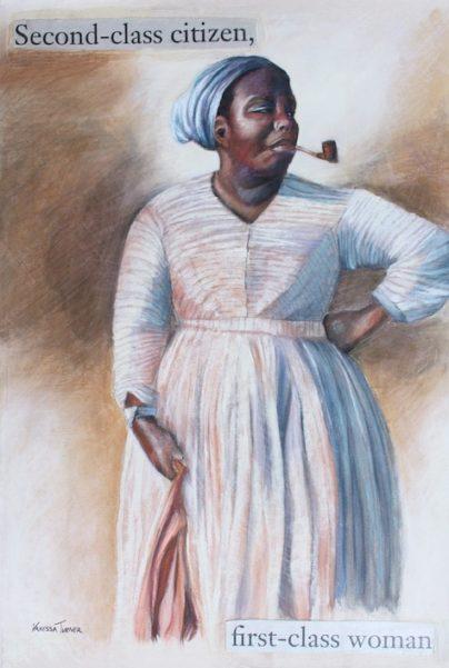 First Class Woman - Soul of a Badass Warrior